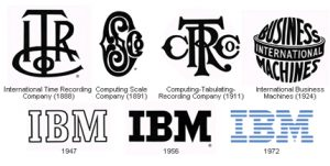 ibm-logo-evolution